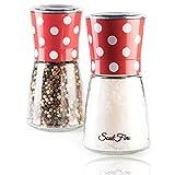 Premium Salt and Pepper Grinder Shaker Set – - Best Reviews Guide