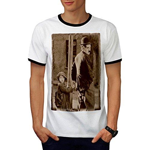 Guitar Kids Ringer T-shirt - 6