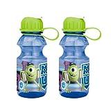 Zak! Designs Tritan Water Bottle with Flip-up Spout