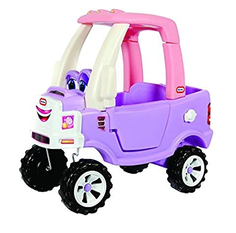 Little Tikes Princess Cozy Truck Ride-On - Cozy Coupe