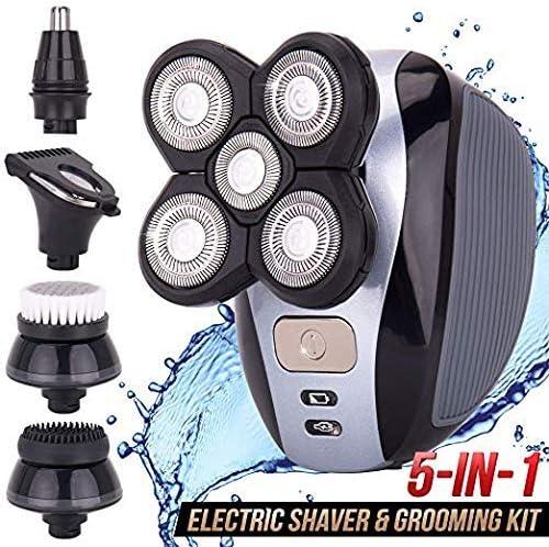 Falehgf Afeitadora eléctrica para Hombres con Recortadora de ...
