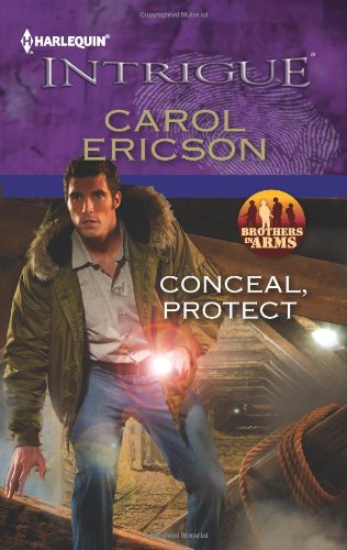 book cover of Conceal, Protect