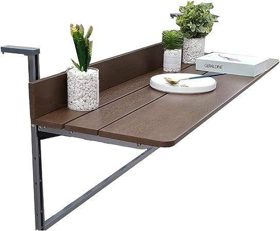 Pengfei Table Suspendue Balcon Pliable Tables Basse De Plein Air