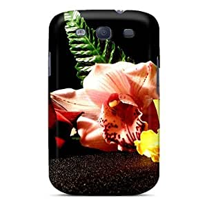 Durable Most Beautiful Flowers Back Case/cover For Galaxy S3