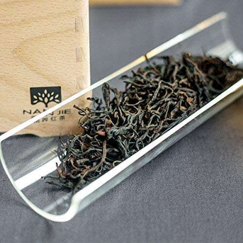 Nanjie black tea, 2018 [wild ancient tree dianhong] gongfu black tea, dian black tea [wild ancient tree black tea] mellow taste, full and non-astringent, long-lasting aroma, 15.8ounces,giving gift box by NanJie (Image #2)