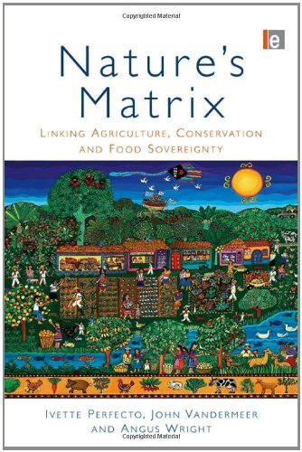 Natures Matrix Linking Agriculture, Conservation and Food Sovereignty by Perfecto, Ivette, Vandermeer, John, Wright, Angus [Routledge,2009] (Paperback) (Natures Matrix Linking Agriculture Conservation And Food Sovereignty)