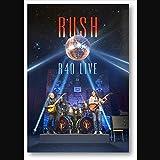 R40 Live [3 CD/Blu-ray Combo] by Rush (2015-05-04)