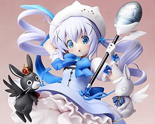 [Your order Is rabbit? ? ] Magical Girl Chino 1/7 scale PVC painted PVC Figure