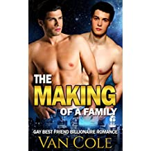The Making Of A Family: Gay Best Friend Billionaire Romance