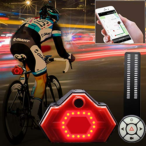 RUNNA Durable Bicicleta grabadora de Video HD Multifuncional ...