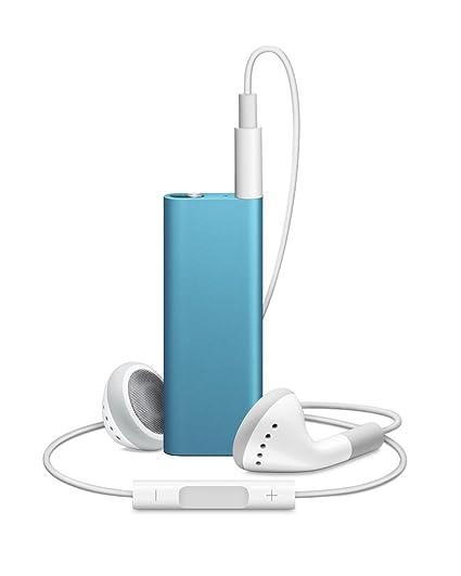 amazon com apple ipod shuffle 2 gb blue 3rd generation rh amazon com manual de usuario ipod shuffle 2da generacion iPod Shuffle Software