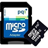 PQI JAPAN microSDHCカード Class4 32GB BMRSDH4-32G