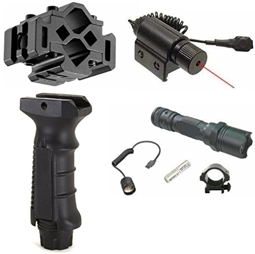 Ultimate Arms Gear Tactical Black Finished Machined Aluminum Ruger