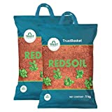TrustBasket Garden Red Soil - 10 Kg