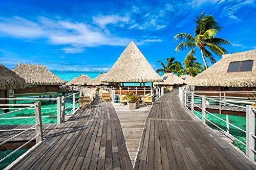 Buy overwater bungalows in fiji