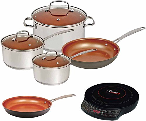 Nuwave Induction Cooktop Set Kamisco
