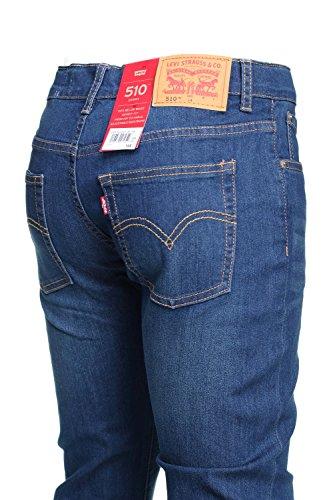 Pantalone 46 Nl22027 Jeans Ragazzi Levi's Casual Blu Bambini Denim Az7WqWd