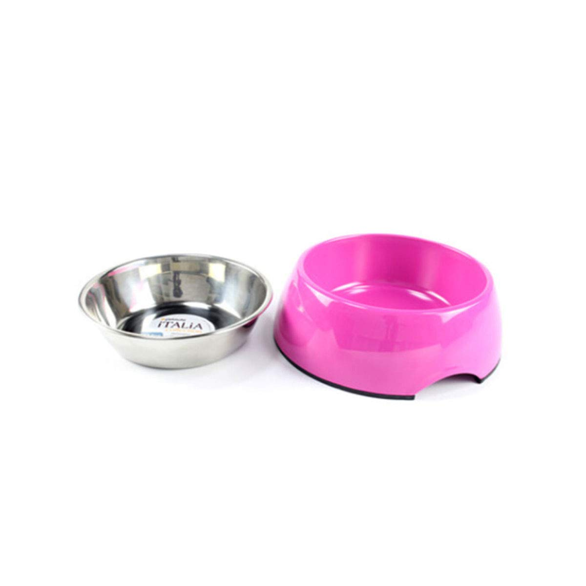 bluee S bluee S Xionghaizi Dog Food Bowl, Pet Food Bowl, Cat Bowl, Dog Bowl (color   bluee, Size   S)