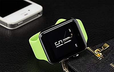 Lemfo Bluetooth Smart Watch Phone GSM Pedometer Fitness Tracker