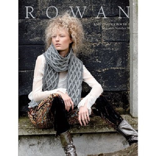 Rowan Magazine, #58 Fall-Winter 2015-16 by Rowan