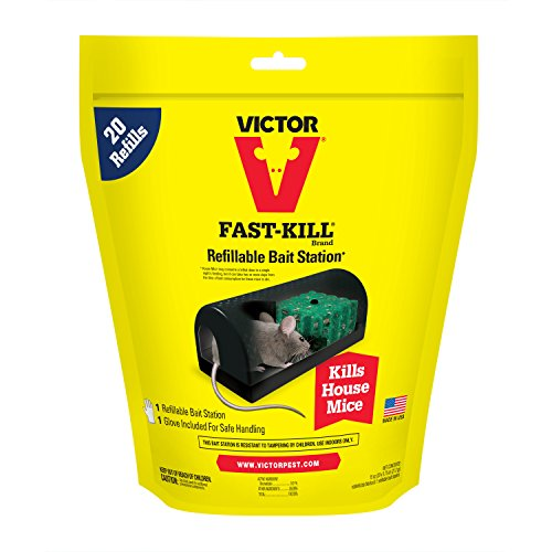 Victor Fast Kill Refillable Station Refills