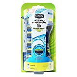 Schick HYDRO 5 Premium Power Select Razor/razor blade 6pcs include
