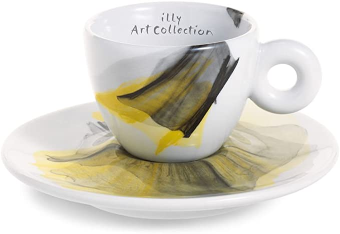 Colección de arte ILLY 2017 Ron Arad – Set de 6 tazas de ...