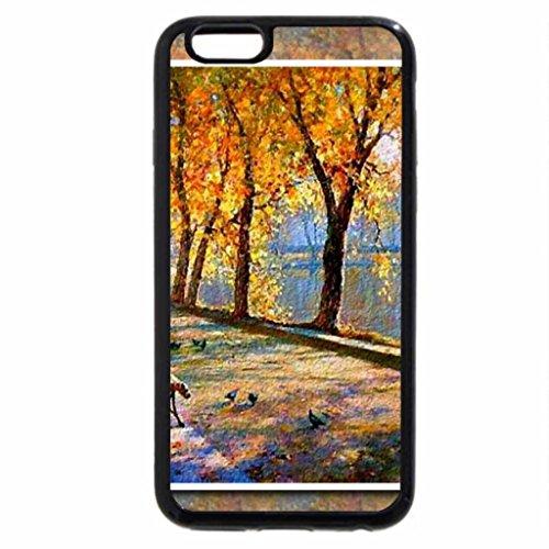 iPhone 6S / iPhone 6 Case (Black) Purely Autumn