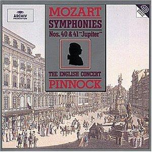 pinnock mozart symphonies - 8