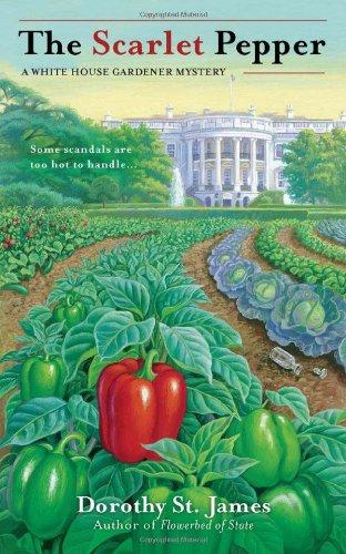 Scarlet Pepper White Gardener Mystery product image