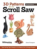 3-D Patterns for the Scroll Saw, Diana L. Thompson, 1565238486