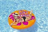 Poolmaster GIRLPOWER Island Inflatable Swimming