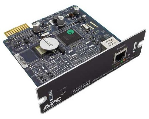 (APC AP9630 UPS Network Management Card 2 PC, Personal Computer)
