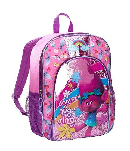 DreamWorks Trolls Large 16 Backpack