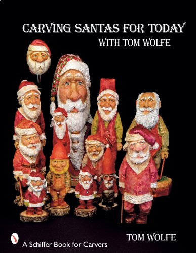 Carving Santas for Today