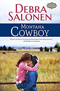 Montana Cowboy by Debra Salonen ebook deal
