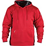 Rawlings Youth Brushed Performance - Sudadera con Capucha de Forro Polar