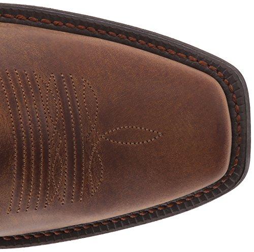 Cowboy Sport Western Toe Ariat Square Powder Brown Boot Men's ngx6nAIX