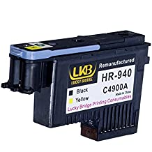 LKB HP940 Printhead 1PK C4900A Remanufactured Compatible for HP Officejet with Pro 8000 8500 8500A 8500A Plus 8500A Premium (1 BY)-US