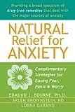 Natural Relief for Anxiety, Edmund J. Bourne and Arlen Brownstein, 1572243724