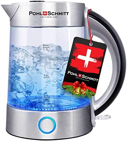 Pohl Schmitt 1.7L Electric Kettle with U