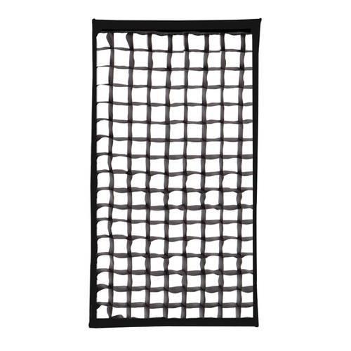 Westcott 2473 40-degree Egg Crate Grid for Apollo Strip (Black) by Westcott