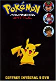 Integral Pokemon Advanced Battle - Coffret 5 DVD