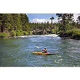 AQUAGLIDE Deschutes 130 Inflatable Kayak, 1 Person