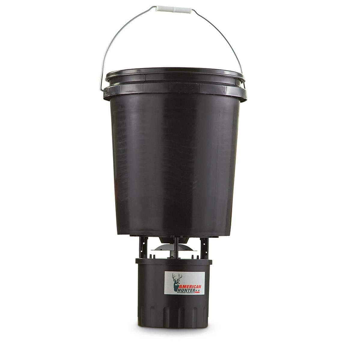 AMERICAN HUNTER 5-Gallon Digital Hanging Bucket Feeder by AMERICAN HUNTER