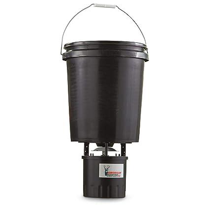 AMERICAN HUNTER 5-Gallon Digital Hanging Bucket Feeder