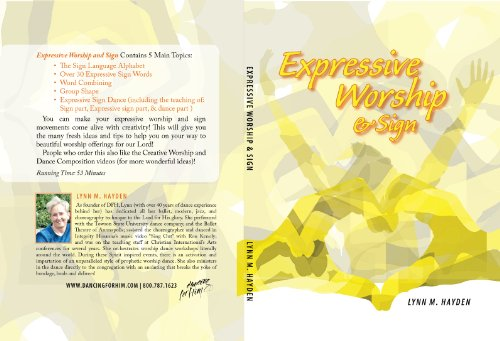 (Expressive Worship and Sign - DVD - Lynn M. Hayden)