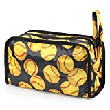 Best  - Zodaca Travel Cosmetic Makeup Organizer Case Bag Pouch Review