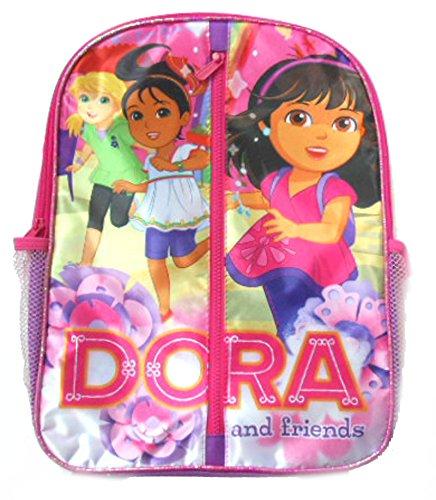 Nickelodeon Dora and Friends Backpack (Purple)