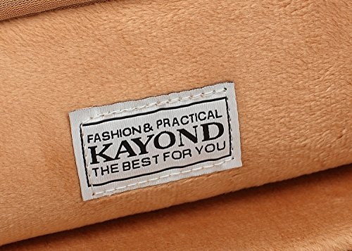 Kayond Canvas Water-Resistant 13 inch Laptop Sleeve -13 inch 13.3 inch Laptop case,12.9 inch Tablet Case Compatible MacBook(13-13.3 inches, New Bohemian) by kayond (Image #6)